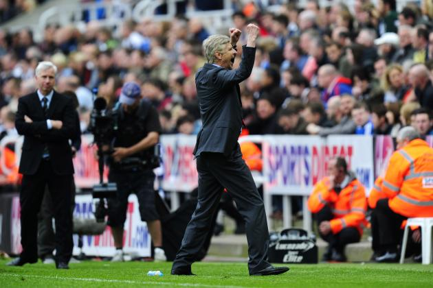 Arsenal: How Arsene Wenger's 2012/13 Performance Stacks Up to Years Past