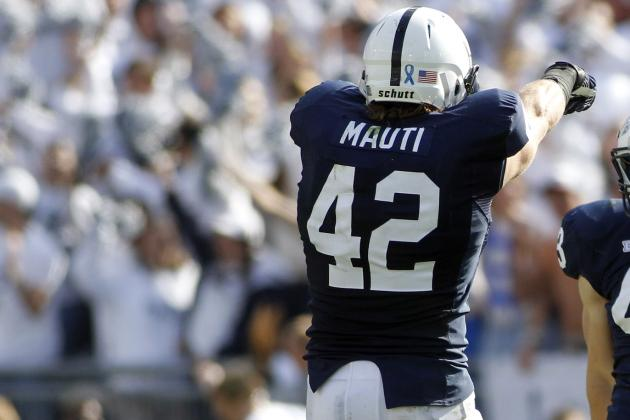 Mauti Defends Penn State Football Training Staff