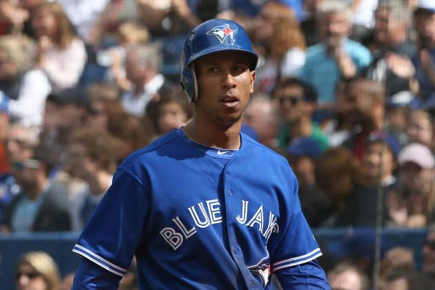 Anthony Gose Can't Believe the Blue Jays Called Him Up