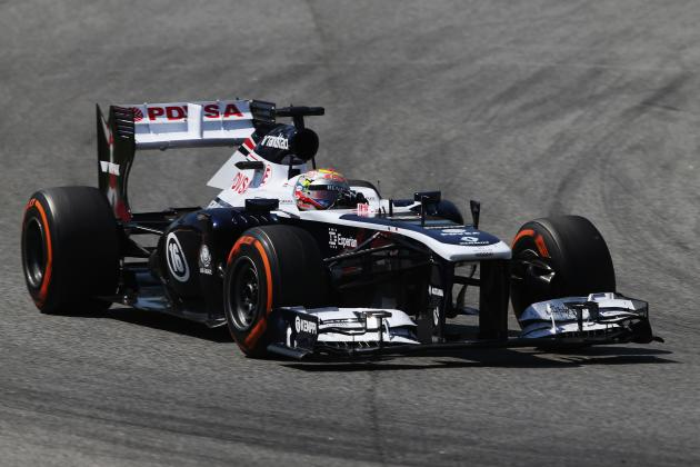 Maldonado Relishing Return to Monaco