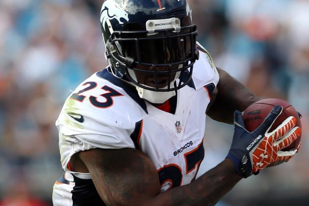 Willis McGahee Not Expected for Denver Broncos OTA