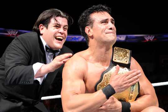 Alberto Del Rio Is More Valuable as a Contender in WWE