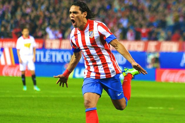 Radamel Falcao Will Leave Atletico Madrid at End of Season