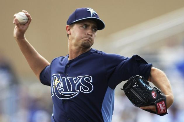 Rays Lose to Blue Jays 7-5