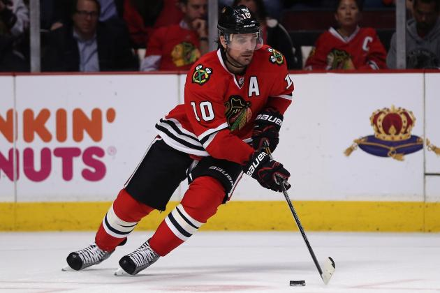 Blackhawks vs. Red Wings: Playmakers Who Will Be Difference in Pivotal Game 3
