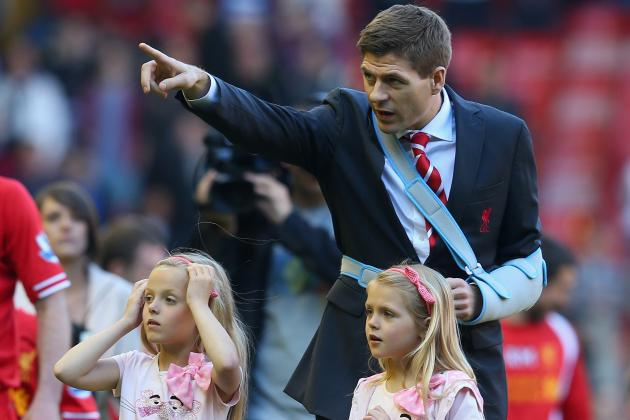 Steven Gerrard Says Liverpool Must Strengthen Squad to Challenge for Top Four