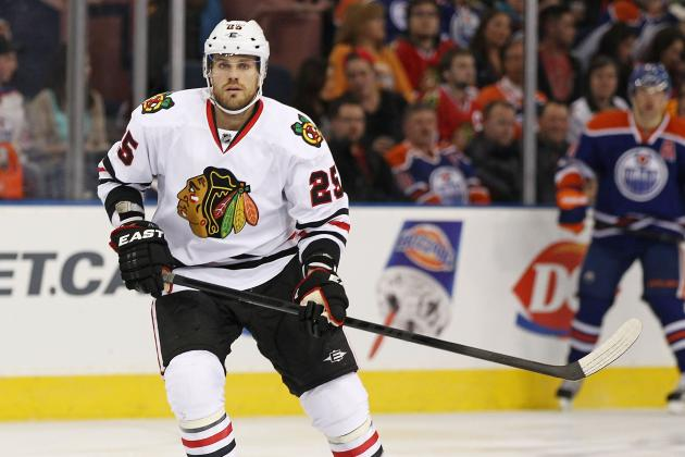 Stalberg Back in Lineup for Blackhawks, Who Are Looking for More Speed