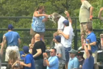 Cubs Fan Protects Wife from HR Ball, Rewarded with Beer to the Face