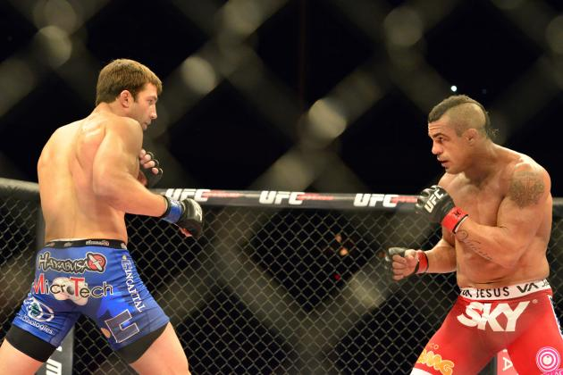 Luke Rockhold on Vitor Belfort Loss: 'TRT Had Nothing to Do with That Kick'