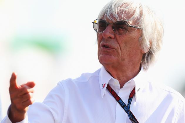 Ecclestone: Bribe Charges 'a Complete Load of Rubbish'