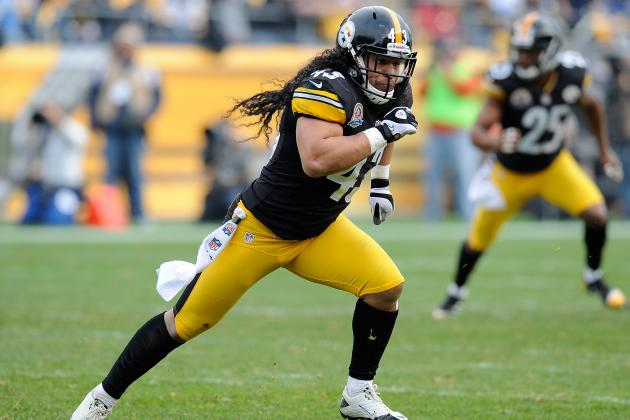 Troy Polamalu Will Again Attend First OTA Session Next Week