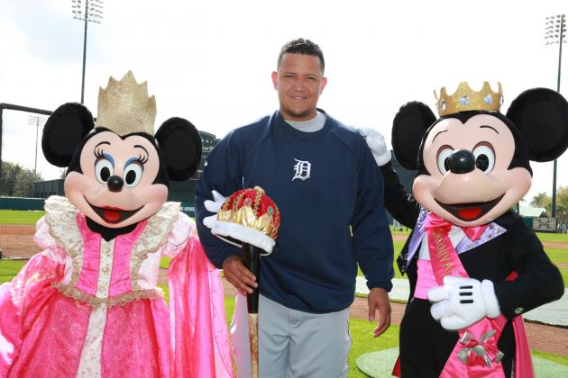 Miguel Cabrera's Top 5 Threats in Each Triple Crown Category