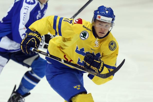 Ducks Sign Karlsson to Three-Year Entry-Level Contract