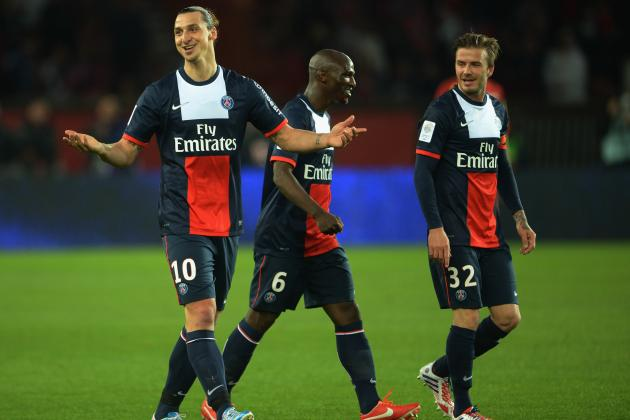 Could Ibrahimovic Follow Beckham out of PSG After Ancelotti News?