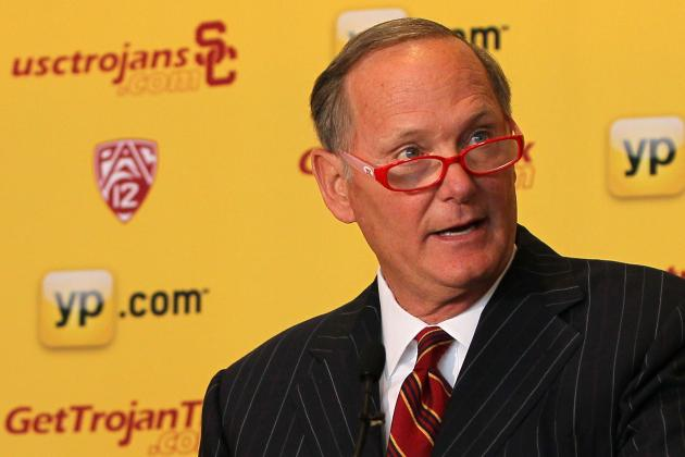 USC's Pat Haden Listed as Highest Paid Athletic Director