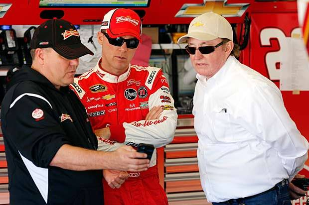 Challenges to Big Four Sprint Cup Teams in NASCAR Power Rankings