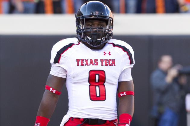 Texas Tech Transfer Delvon Simmons to Visit USC