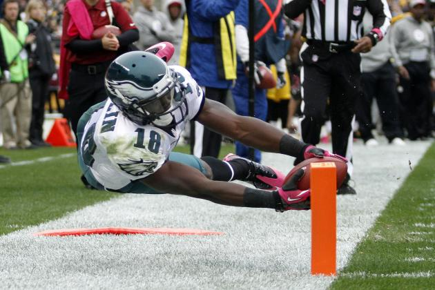 A Look at the Market Setters for Phildelphia Eagles' Receiver Jeremy Maclin
