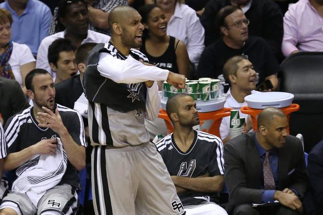 How the Spurs Carved Up Memphis in Game 1