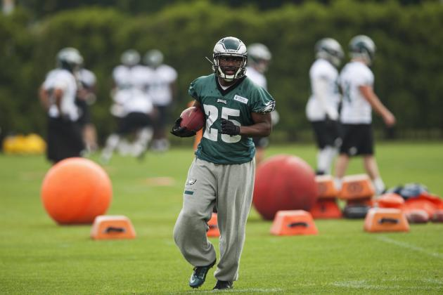LeSean McCoy Unable to Finish Practice