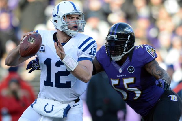 Debate: Predict Andrew Luck's Final Statistics in 2013