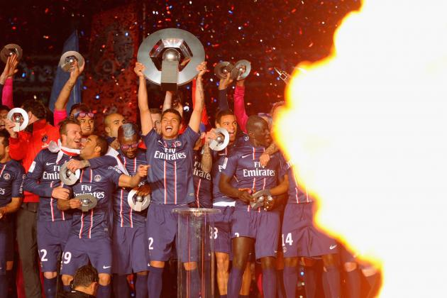 Ligue 1 Final Week Has Plenty on the Line for Several Clubs