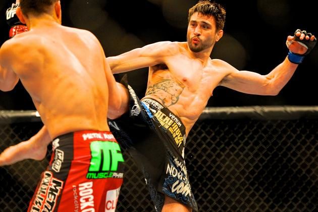 Manager: Carlos Condit Targeting August/September Return to the Octagon