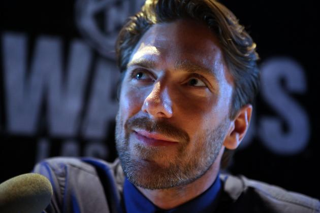 Lundqvist Says Shoulder Injury Is 'Under Control'