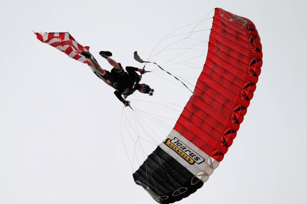 A College Football Coach at a Small School Shouldn't Have to Skydive for Toilets