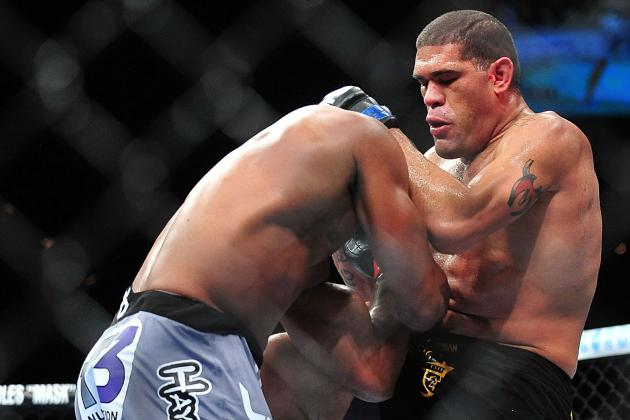 Antonio 'Bigfoot' Silva Isn't Looking for Revenge, Only the Gold at UFC 160