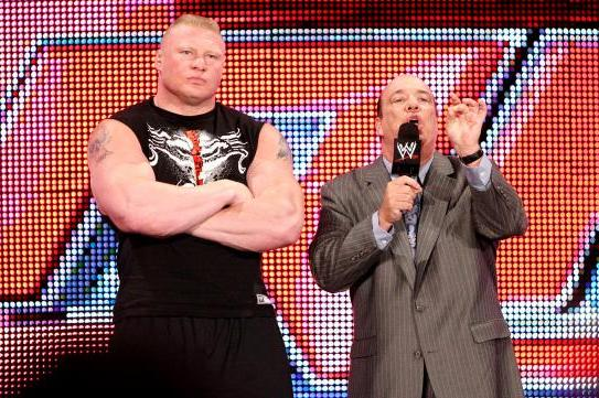 WWE Extreme Rules: Why Brock Lesnar Should Win the World Heavyweight Title