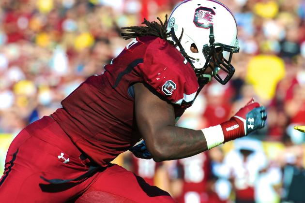 South Carolina Football: Hard to Fathom, but Gamecocks' D Is More Than Clowney