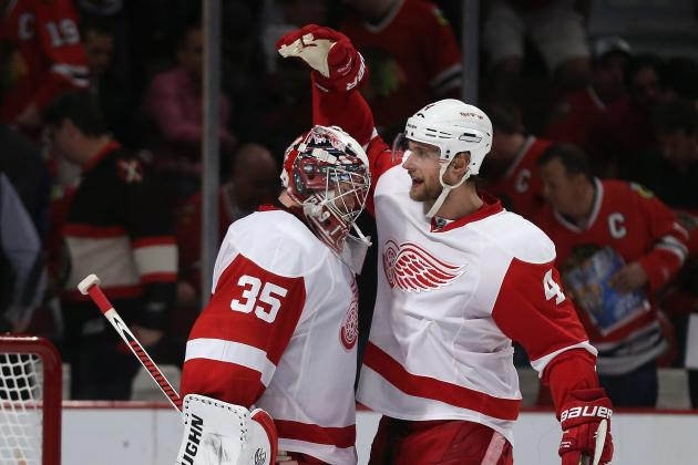 Detroit Red Wings Clicking After Season of Figuring Identity