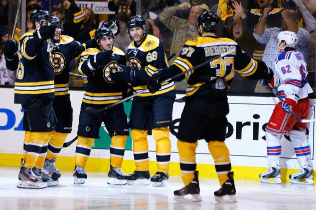 Boston Bruins Focus on Bigger Picture, Not 2-0 Series Lead