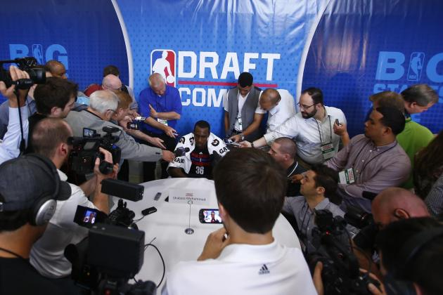 Orlando Magic GM Rob Hennigan: NBA Draft Combine Was 'very Productive'