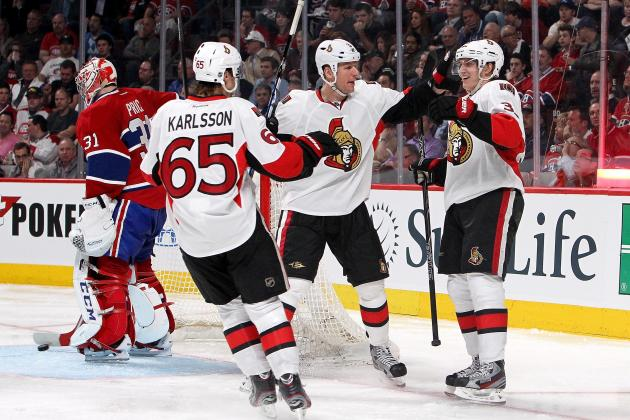 Senators' Penalty Kill Makes Difference at Both Ends