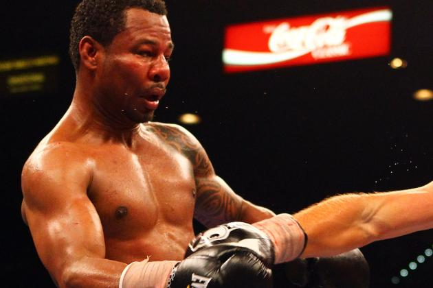 Shane Mosley Doesn't Realize It's Time to Say Goodbye