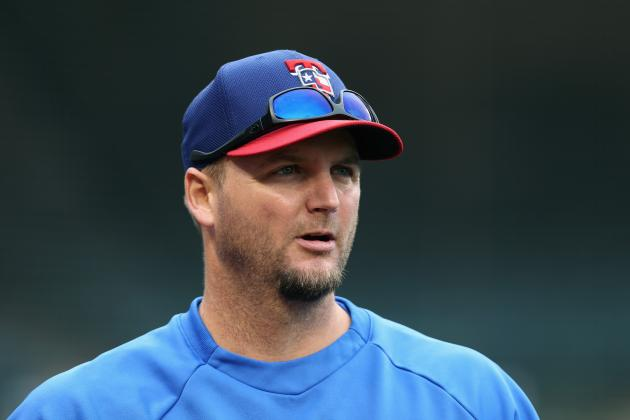 Rangers' Pierzynski Expects Tuesday Return