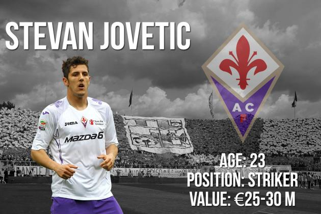 Stevan Jovetic: Summer Transfer Window Profile and Scouting Report