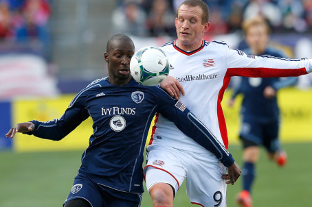 Opara Doesn't Miss a Beat Stepping into Sporting KC Back Line