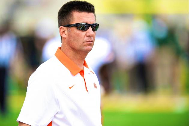 Oklahoma State Coach Mike Gundy Hurting Reputation Over Wes Lunt Transfer