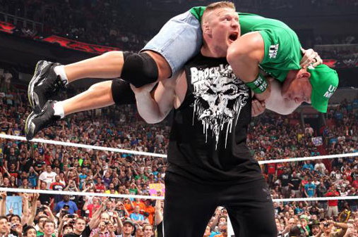 Expect Brock Lesnar to Be the Big Challenger for John Cena at SummerSlam