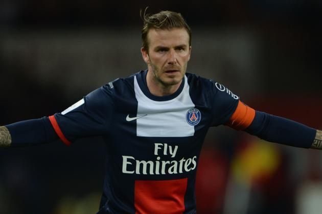 David Beckham Considering MLS Ownership