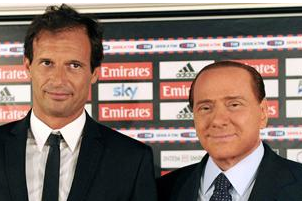 Berlusconi: 'Complete Milan Changes!'