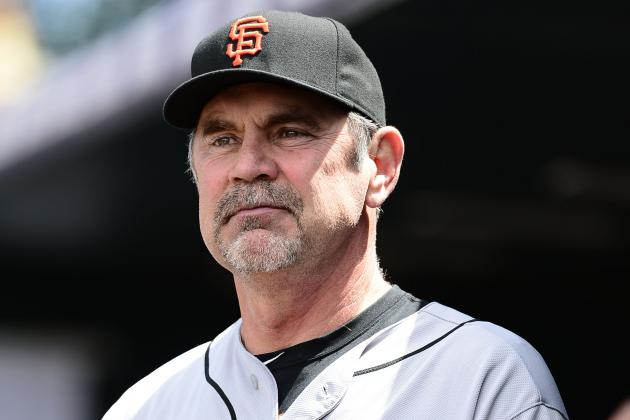 UPDATE: Bochy Addresses SF Giants' Struggling Rotation
