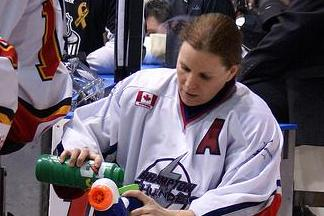 Builder Allyson Fox Missing from the Women's Hockey Landscape