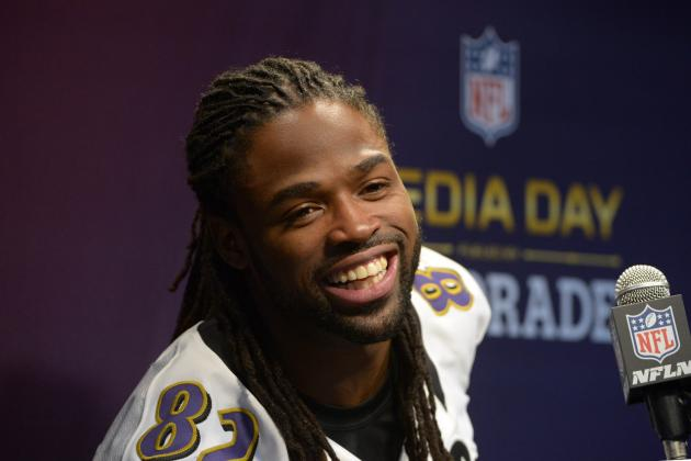 Torrey Smith Trolls Skip Bayless on Twitter Regarding Tim Tebow
