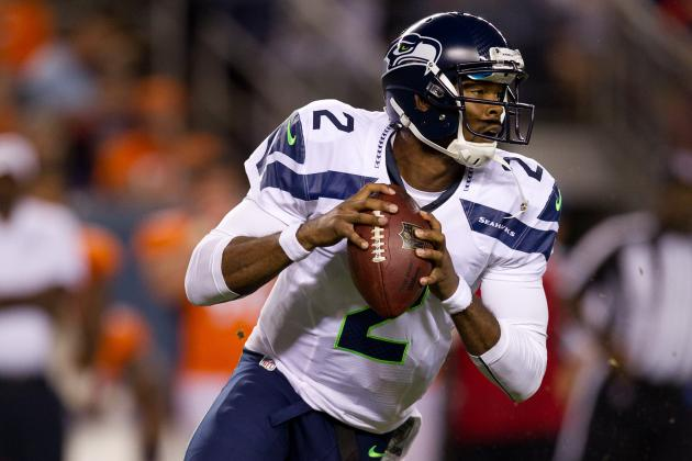 Seahawks Backup QB Portis Arrested on Suspicion of DUI