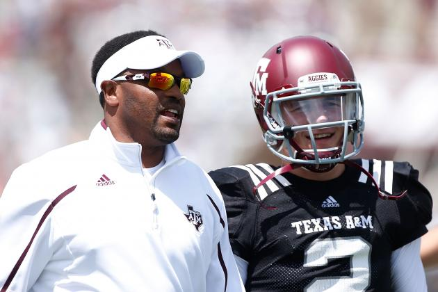 Texas A&M Football: Reasonable Goals for Aggies' 2013 Season