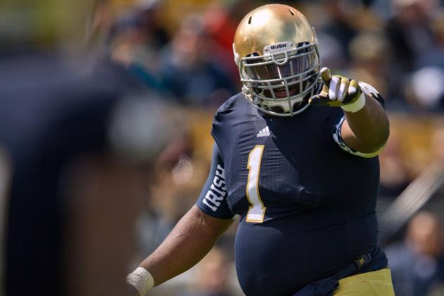 Notre Dame Football: Breaking Down What Makes Louis Nix so Great